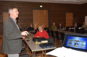 Frank Ermer berichtete im ArtHotel über die Geschichte des Heimatvereins Havelberg-2