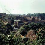 1991-07-Eine Tour durch Havelberg, Über den Dächern der Stadt, Foto-© Heimatverein Havelberg e.V. – Repro fweDESIGN
