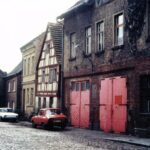 1991-14-Eine Tour durch Havelberg, Salzmarkt-Gebäude Feuerwehr von 1907, Foto-© Heimatverein Havelberg e.V. – Repro fweDESIGN