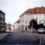 1991-24-Eine Tour durch Havelberg, Marktplatz mit Blick in die Scabellstraße, Foto-© Heimatverein Havelberg e.V. – Repro fweDESIGN