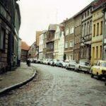 1991-26-Eine Tour durch Havelberg, Fischerstraße, Foto-© Heimatverein Havelberg e.V. – Repro fweDESIGN