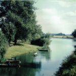 1991-27-Eine Tour durch Havelberg, Boote am Ufer der Havel, Foto-© Heimatverein Havelberg e.V. – Repro fweDESIGN