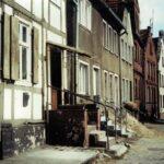 1991-29-Eine Tour durch Havelberg, Weinbergstraße, Foto-© Heimatverein Havelberg e.V. – Repro fweDESIGN